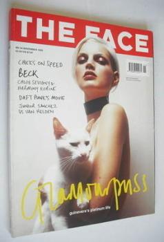The Face magazine - Guinevere Van Seenus cover (November 1999)