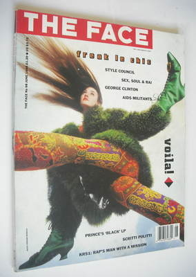 <!--1988-06-->The Face magazine - Freak Le Chic cover (June 1988 - No. 98)