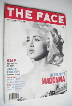 The Face magazine - Madonna cover (June 1991 - Volume 2 No. 33)