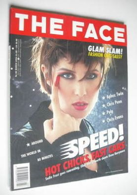 <!--1994-03-->The Face magazine - Sadie Frost cover (March 1994 - Volume 2