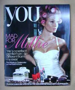 <!--2012-05-20-->You magazine - Millie Mackintosh cover (20 May 2012)