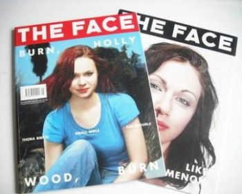 The Face magazine - Thora Birch cover (May 2001 - Volume 3 No. 52)