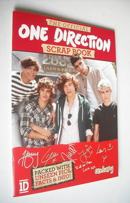 The Official One Direction Scrap Book (November 2012)