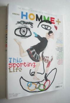 Arena Homme Plus magazine (Summer/Autumn 2008)