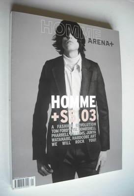 <!--2003-04-->Arena Homme Plus magazine (Spring/Summer 2003)