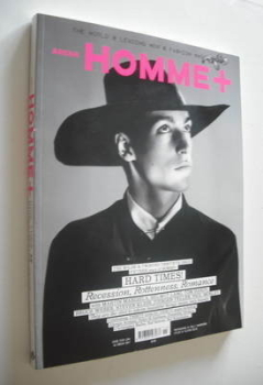 Arena Homme Plus magazine (Winter/Spring 2008/2009)