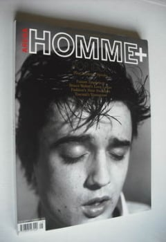 Arena Homme Plus magazine (Spring/Summer 2005 - Pete Doherty cover) (Cover 2/2)