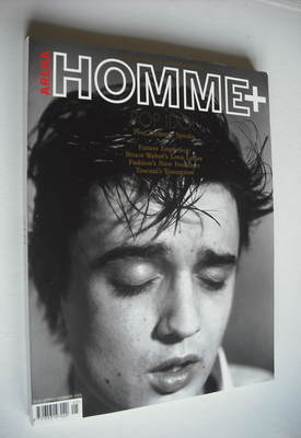<!--2005-04-->Arena Homme Plus magazine (Spring/Summer 2005 - Pete Doherty