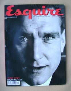 <!--2000-08-->Esquire magazine - Vinnie Jones cover (August 2000)