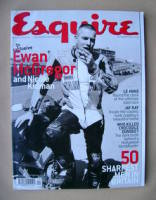 <!--2001-09-->Esquire magazine - Ewan McGregor cover (September 2001)