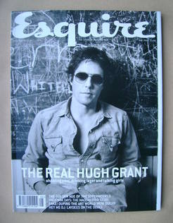 <!--2002-05-->Esquire magazine - Hugh Grant cover (May 2002)
