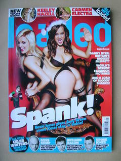 <!--2010-01-->Loaded magazine - Amy Green and Rosie Jones cover (January 20