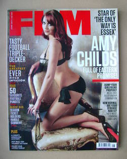 <!--2011-06-->FHM magazine - Amy Childs cover (June 2011)