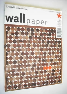 <!--2002-01-->Wallpaper magazine (Issue 45 - January/February 2002)