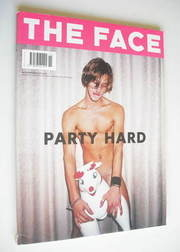 <!--2001-11-->The Face magazine - The Sex Issue (November 2001 - Volume 3 N