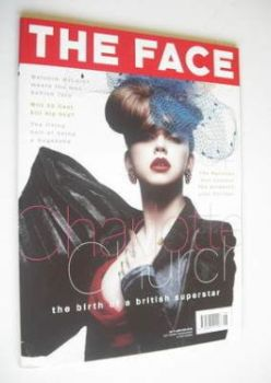 The Face magazine - Charlotte Church cover (June 2003 - Volume 3 No. 77)