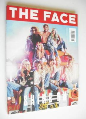 <!--2001-09-->The Face magazine - Fashion Special 2001 cover (September 200