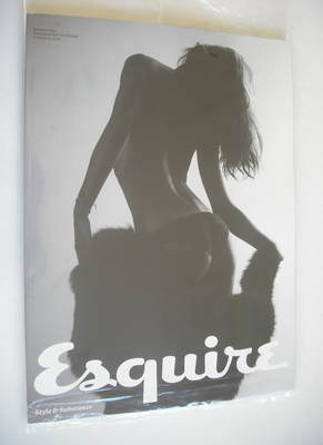 <!--2012-12-->Esquire magazine - Miranda Kerr cover (December 2012 - Subscr