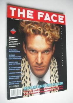 The Face magazine - Dennis Quaid cover (May 1989 - Volume 2 No. 8)