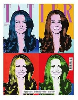 <!--2011-02-->Tatler magazine - February 2011 - Kate Middleton cover