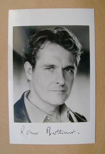 Robert Bathurst autograph