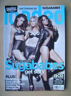 <!--2011-09-->Loaded magazine - The Sugababes cover (September 2011)