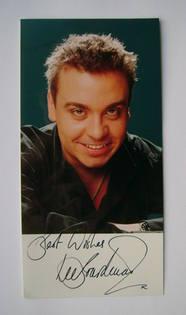 Lee Boardman autograph