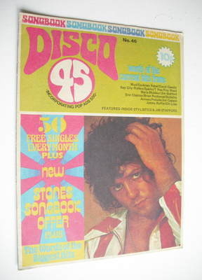 <!--1974-08-->Disco 45 magazine - No 46 - August 1974