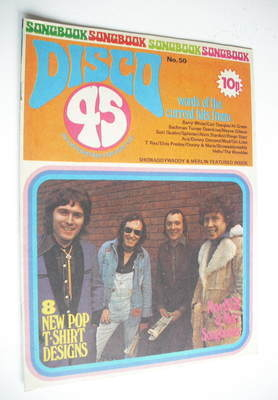 <!--1974-12-->Disco 45 magazine - No 50 - December 1974