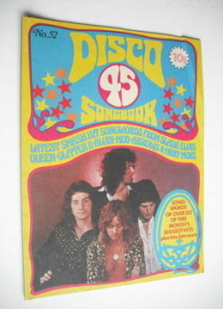 Disco 45 magazine - No 52 - February 1975