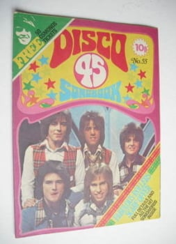 Disco 45 magazine - No 55 - May 1975