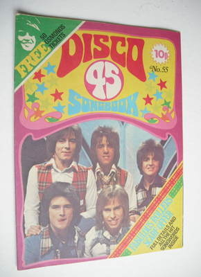 <!--1975-05-->Disco 45 magazine - No 55 - May 1975