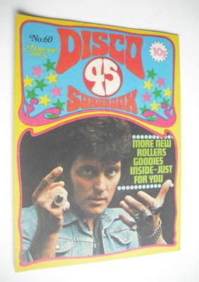 <!--1975-10-->Disco 45 magazine - No 60 - October 1975 - Alvin Stardust cov