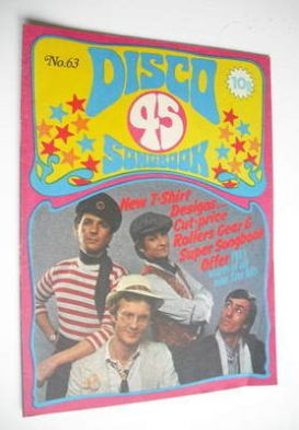 <!--1976-01-->Disco 45 magazine - No 63 - January 1976