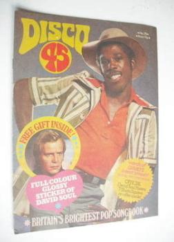 Disco 45 magazine - No 78 - April 1977