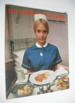 <!--1975-09-07-->The Sunday Times magazine - Doctor's Orders cover (7 Septe