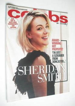 Celebs magazine - Sheridan Smith cover (23 September 2012)