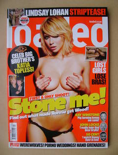 <!--2010-03-->Loaded magazine - Katia Ivanova cover (March 2010)