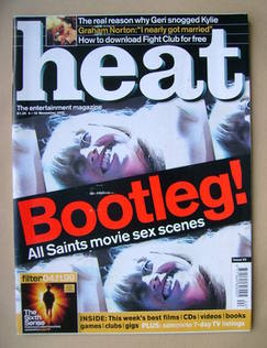 <!--1999-11-04-->Heat magazine - Bootleg cover (4-10 November 1999 - Issue