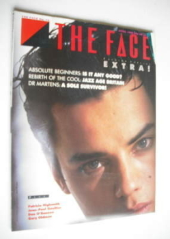 The Face magazine - Nick Kamen cover (April 1986 - Issue 72)