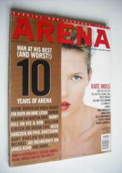 Arena magazine - November 1996 - Kate Moss cover