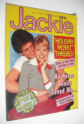 <!--1980-08-16-->Jackie magazine - 16 August 1980 (Issue 867)