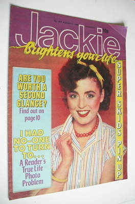 <!--1980-08-02-->Jackie magazine - 2 August 1980 (Issue 865)