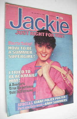 <!--1980-05-17-->Jackie magazine - 17 May 1980 (Issue 854)