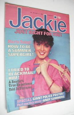 <!--1980-05-17-->Jackie magazine - 17 May 1980 (Issue 854)