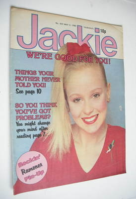 <!--1980-05-03-->Jackie magazine - 3 May 1980 (Issue 852)
