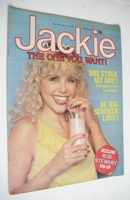 <!--1979-07-14-->Jackie magazine - 14 July 1979 (Issue 810 - Debbie Ash cov
