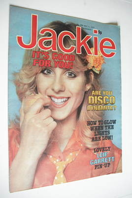 <!--1979-05-05-->Jackie magazine - 5 May 1979 (Issue 800)