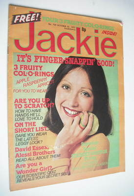 <!--1977-10-22-->Jackie magazine - 22 October 1977 (Issue 720)