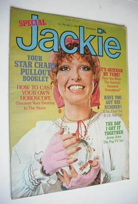 <!--1977-07-02-->Jackie magazine - 2 July 1977 (Issue 704)